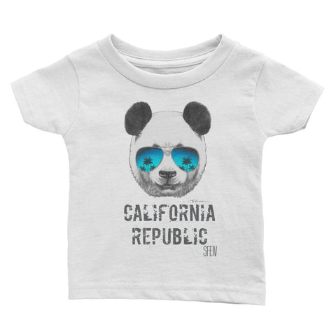 Califronia Republic SFELV Infant Tee