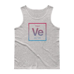 Ve Vegan 24.7.365 SFElV Elements Collection Men's Tank Top