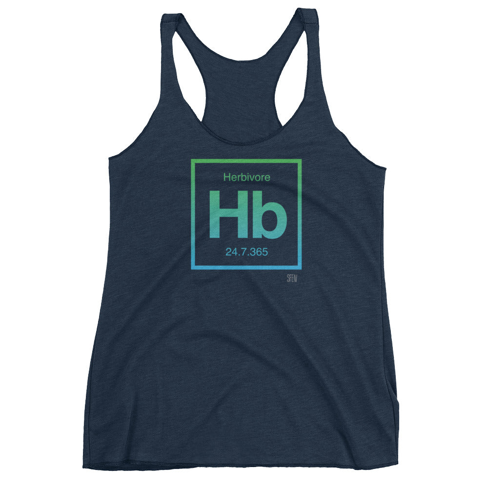 Hb Herbivore 24.7.365 SFElV Elements Collection Women's tank top