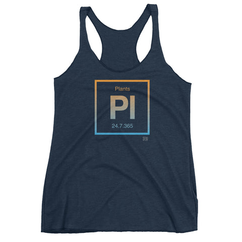 Pl Plants 24.7.365 SFElV Elements Collection Women's tank top