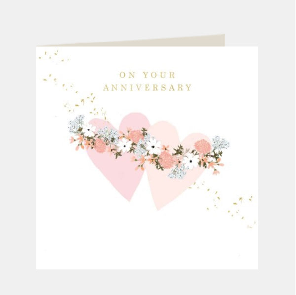 Greeting Card (On your Anniversary)