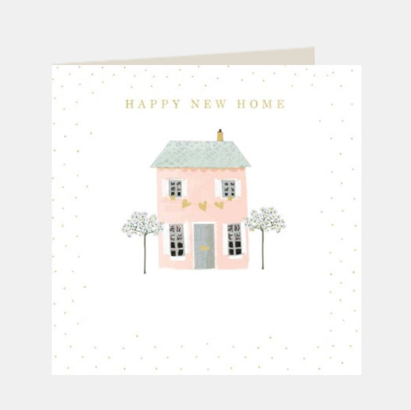Greeting Card (Happy New Home)