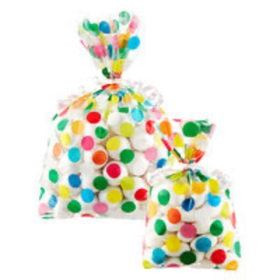 Gift Bag - Multi Dots Gift Sack