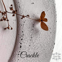 Nordic Chic Crackle.  Krakkelering