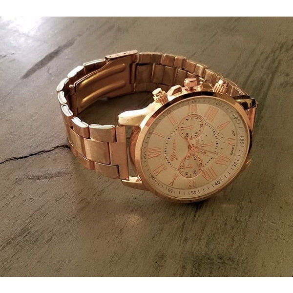 42mm | Rose Gold - TFG