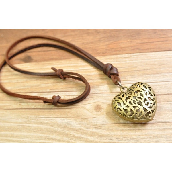 Long | Heart Necklace - TFG