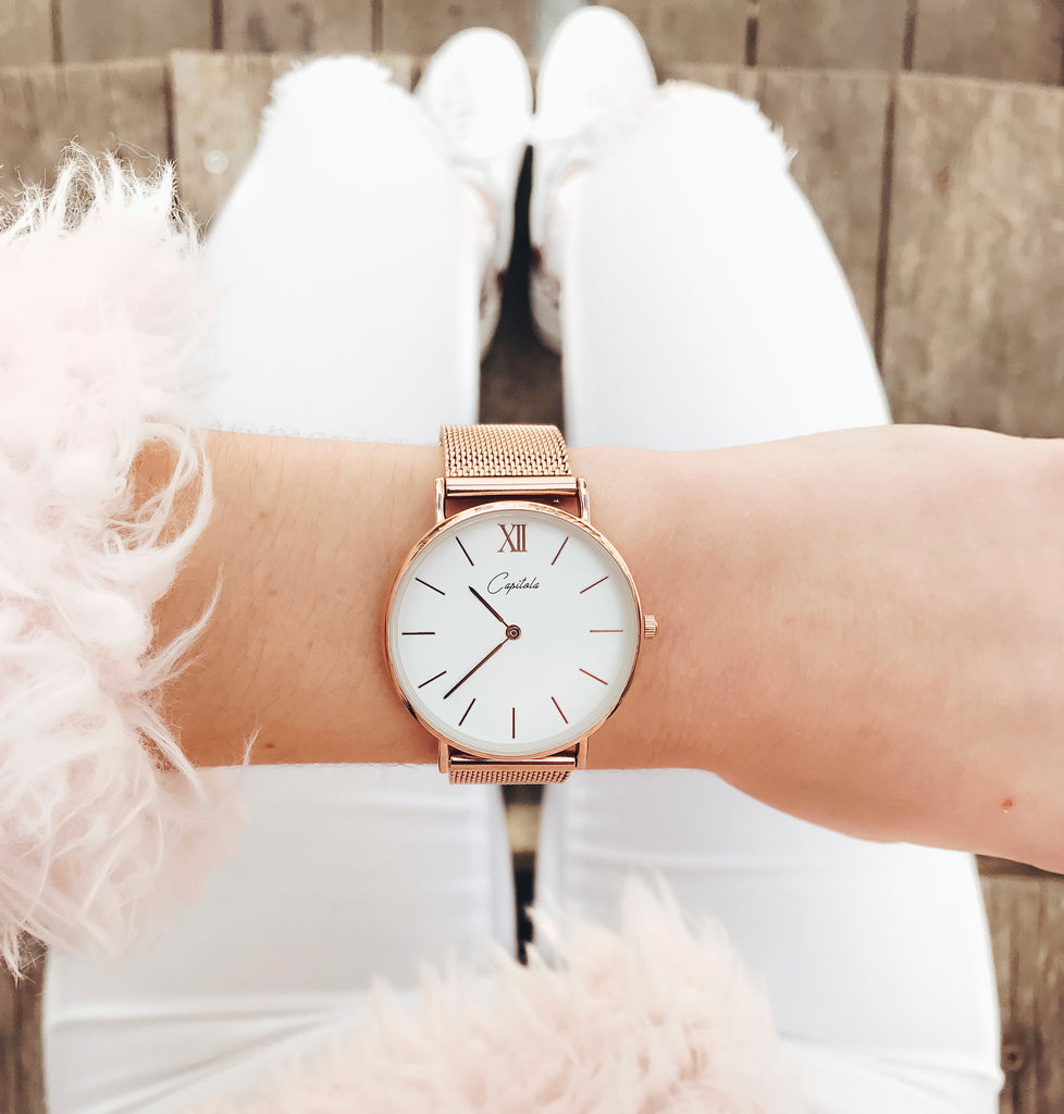 Get Ready for Back to School 2018 with Capitola Watches