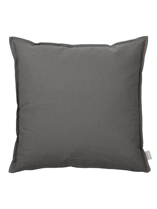 LEAN cushion, 50 cm dark grey med fyld