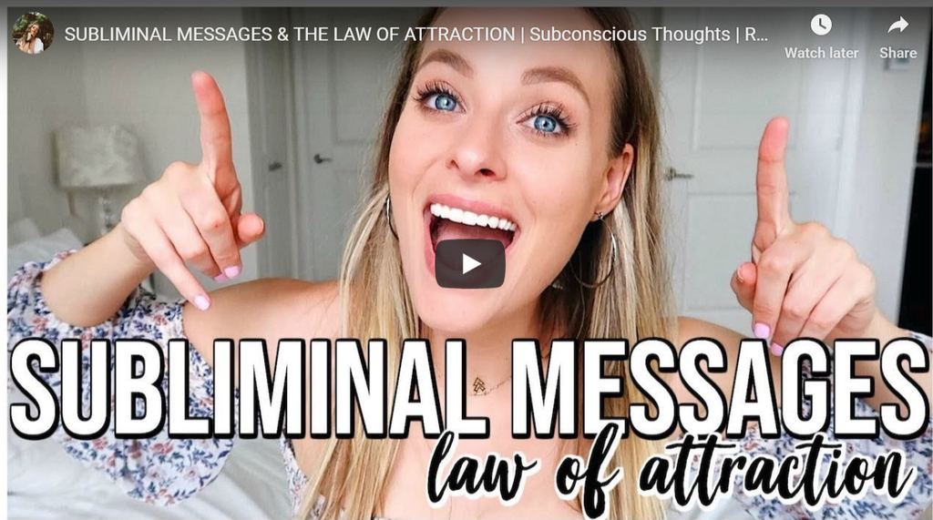 The Law Of Attraction And Subliminal Messages - Do Subliminal Messages Work While Sleeping?