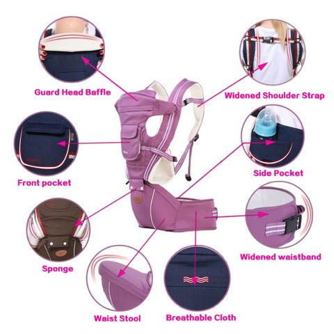 Baby Carrier Ergonomic