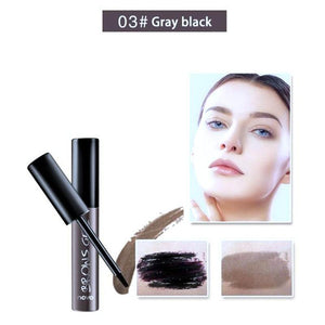 Peel Off Brown Black Eye Brow Tattoo Tint Waterproof Long-lasting Professional Eyebrow Gel Cream Mascara Eye Makeup Cosmetics