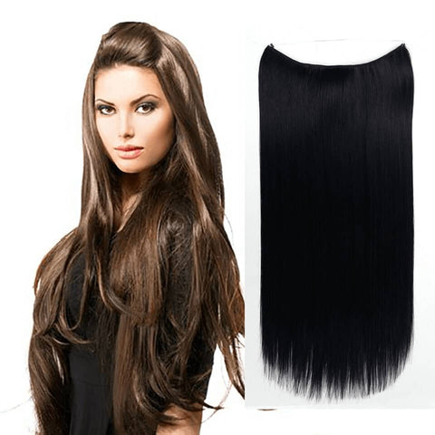 Image of HairRitzy Invisible Halo Hair Extensions