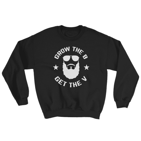 Image of Grow The B Get The V - Unisex T-Shirt - 36Bucks.com