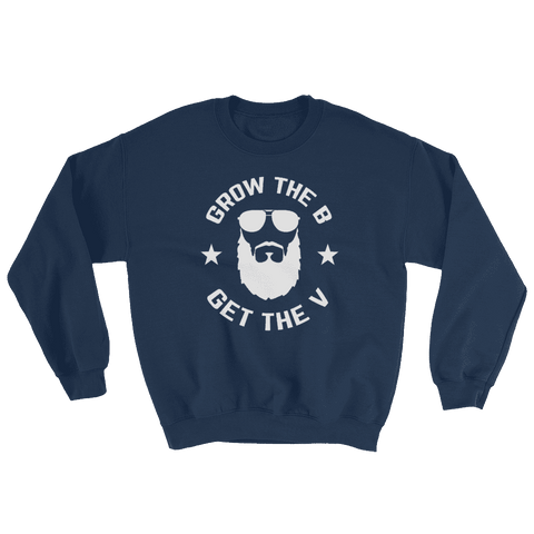Grow The B Get The V - Unisex T-Shirt - 36Bucks.com