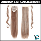 (NEW) HairRitzy 23' Ponytail Hair Extensions - 36Bucks.com