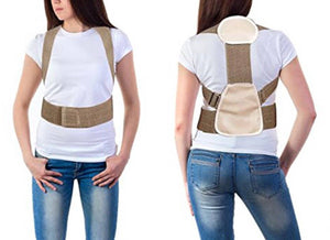 (New) Posture Corrector - Corrective Therapy Back Brace For Children, Teenagers & XS Adults