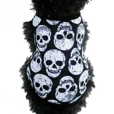 Skulls For Life - Dog Outfit