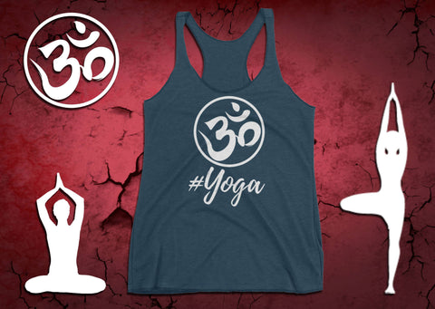 Image of Womens Namaste Tank - #YOGA - Women's Tank Top | Yoga Clothes Sale | Yoga Tops Sexy | Namastay Tank Top | Womens Namaste Tank Top | Yoga - 36Bucks.com