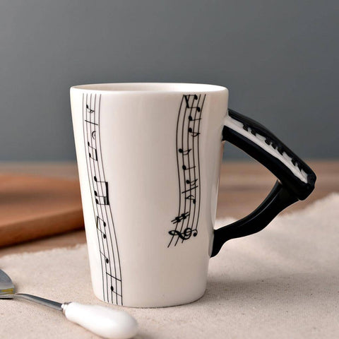 Image of Funky Piano Mug - 36Bucks.com