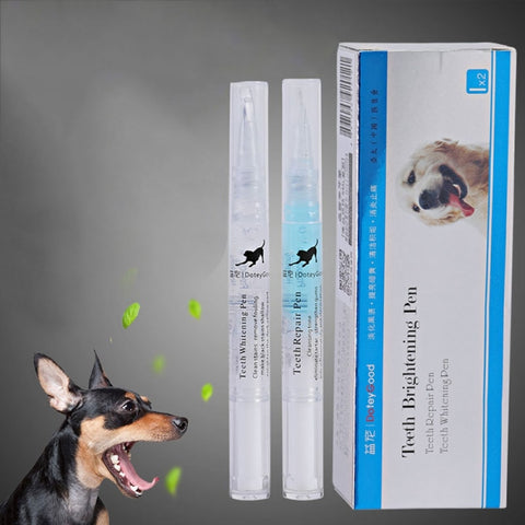 Image of Dog Teeth Cleaning Pen - 36Bucks.com