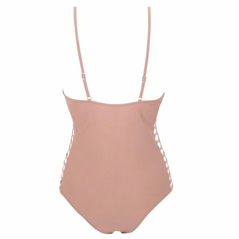 Image of Au Natural One Piece Swimsuit - 36Bucks.com