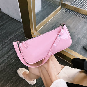 Elegant Leather Shoulder Handbag - 36Bucks.com