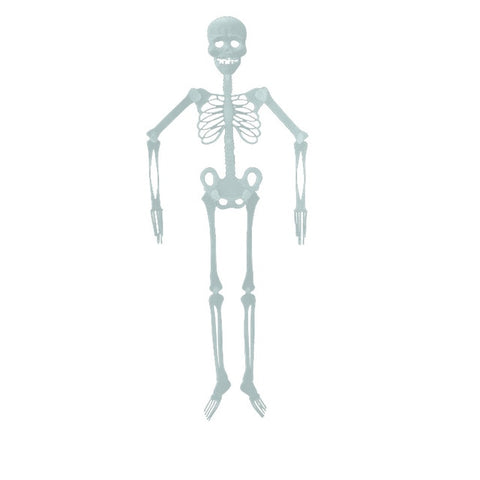 Image of Human Skeleton Hanging Decoration - 36Bucks.com