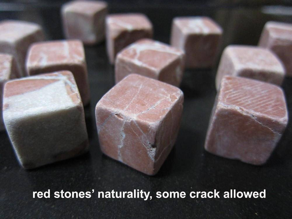 Drixon 100% Natural Whiskey Stones (6/9pc Set) - 36Bucks.com