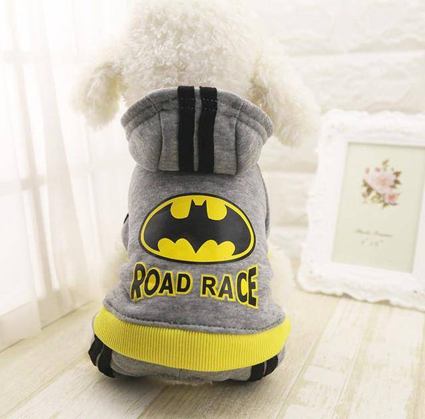 Super Hero Dog Outfit