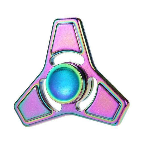 Metal TRI Fidget Spinner - 36Bucks.com