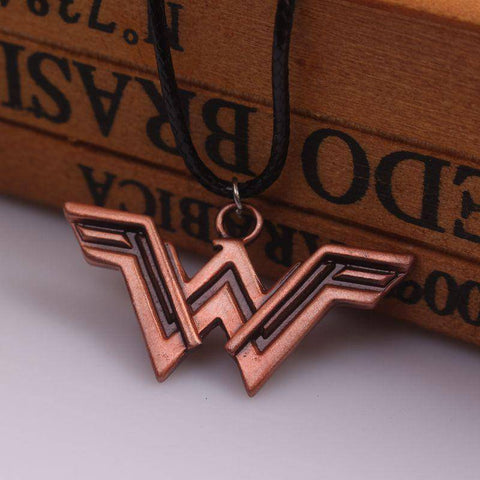 Wonder Woman Torque Necklace