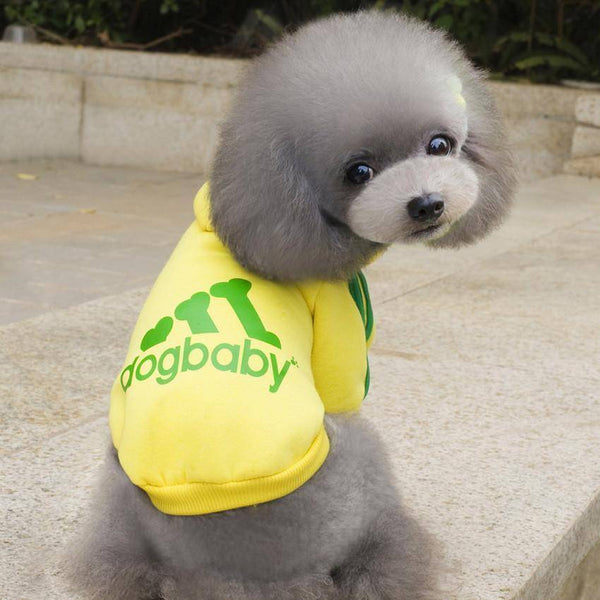 DOGBABY Hoodie - Small Dogs