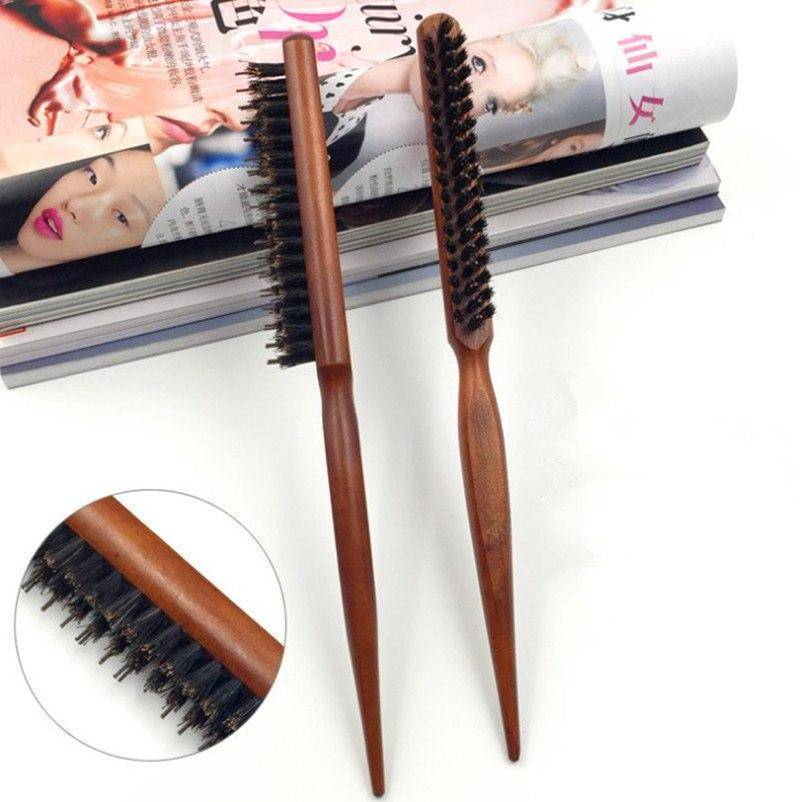 Boar Bristle Hair Comb (Comb For Hair Extensions) - 36Bucks.com