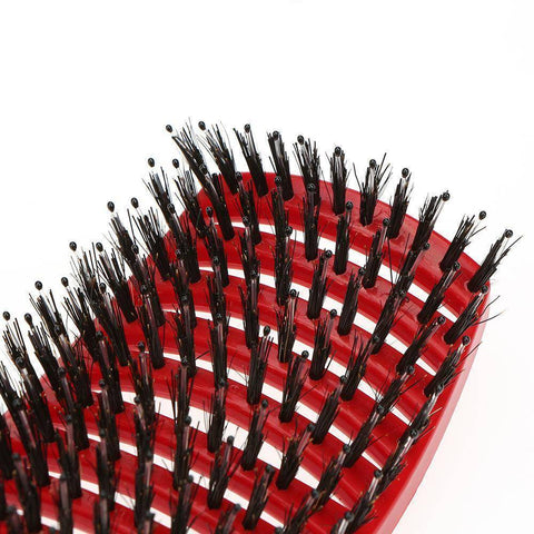 Detangle Boar Bristle Hair Brush