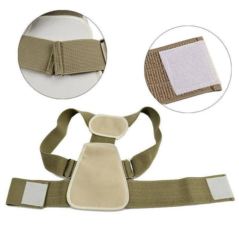 (New) Posture Corrector - Corrective Therapy Back Brace For Children, Teenagers & XS Adults - 36Bucks.com