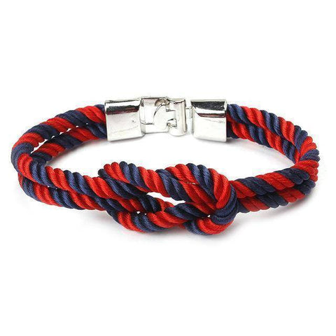 Men's Infinity Survival Bracelet - 36Bucks.com