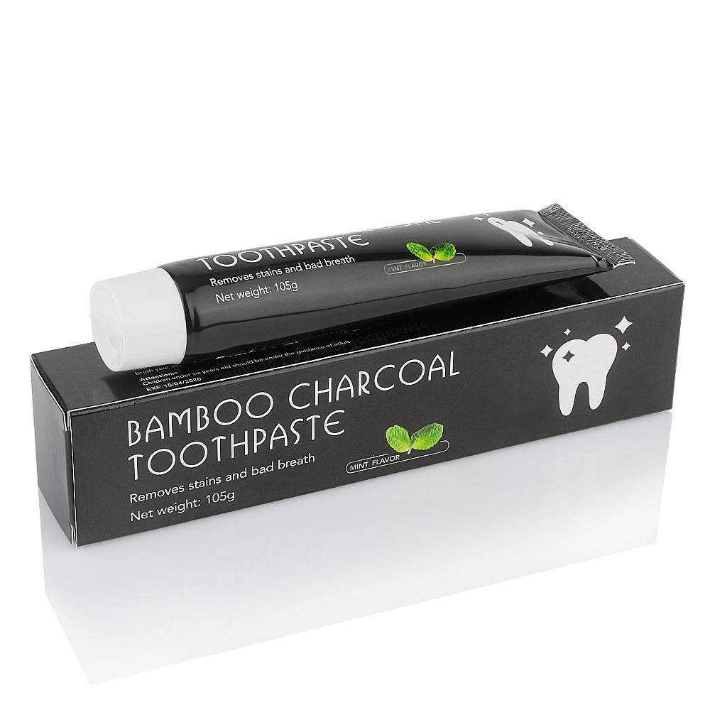 100% Natural Bamboo Charcoal Toothpaste - 36Bucks.com