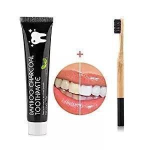 (NEW) 100% Natural Bamboo Charcoal Toothpaste - 36Bucks.com