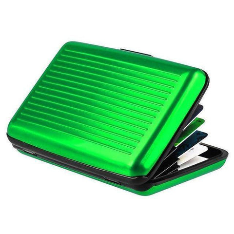 Image of Aluminium (RFID) Credit Card Holder Purse - 36Bucks.com