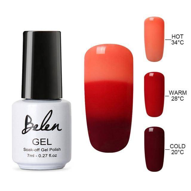 Colour Changing Gel Polish - 36Bucks.com