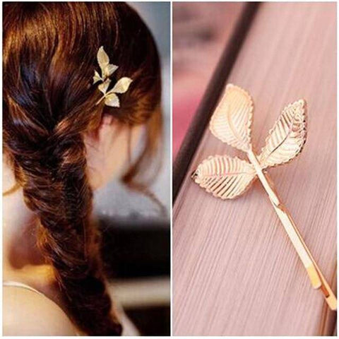 Fashionable Geometric Hair Clips - 36Bucks.com