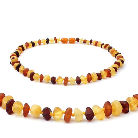 Image of Baby Amber Teething Necklace - 36Bucks.com