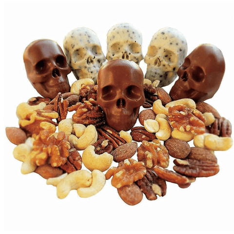 3D Skull Ice Mold - 36Bucks.com
