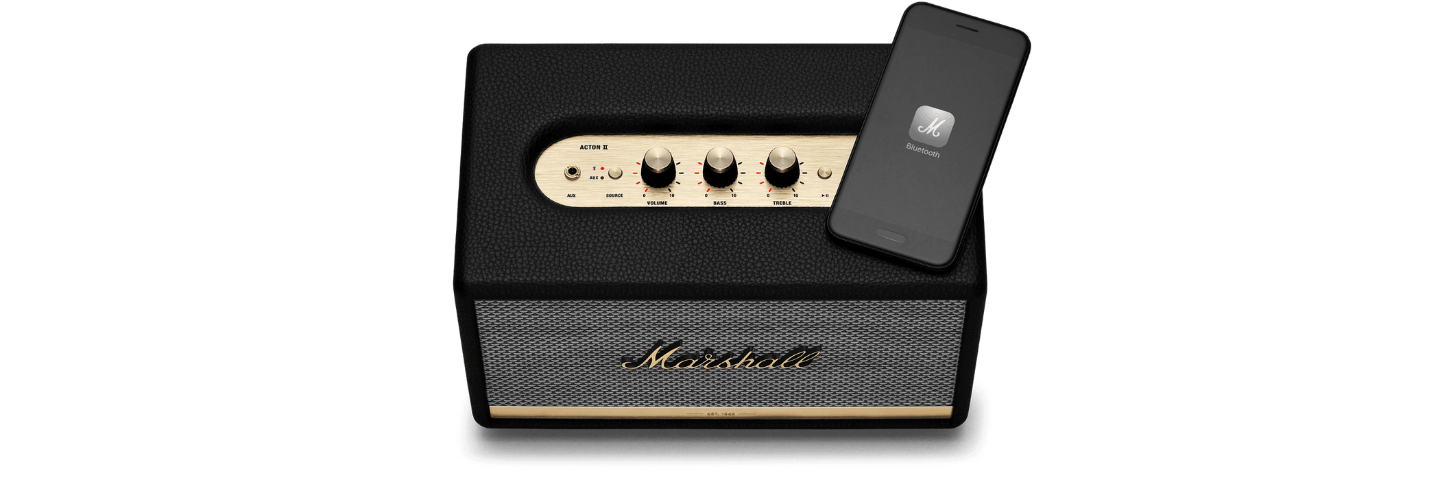 Marshall Acton II Bluetooth - Wireless Streaming Speaker