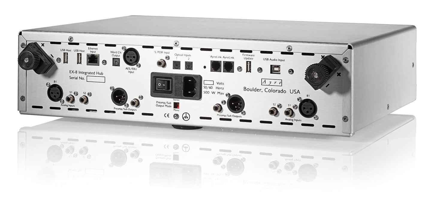 Ayre EX-8 - Audiophile Integrated Amplifier