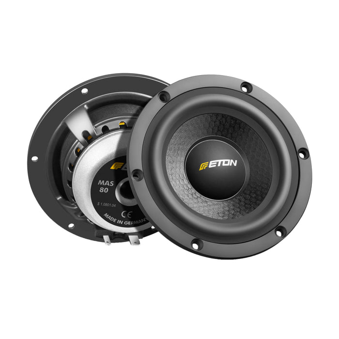 Eton MAS 80 - 3inch Midrange Set - The Audio Company