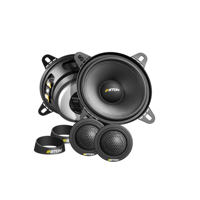 Eton POW 100.2 - 4inch 2way Component Speaker Set