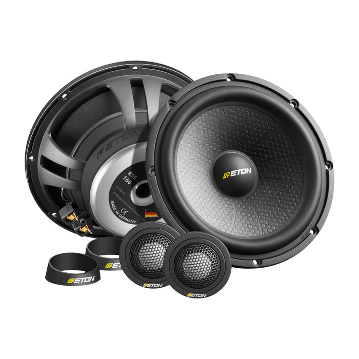 Eton RSE 160 - 6.5inch 2way Component Speaker Set - The Audio Company