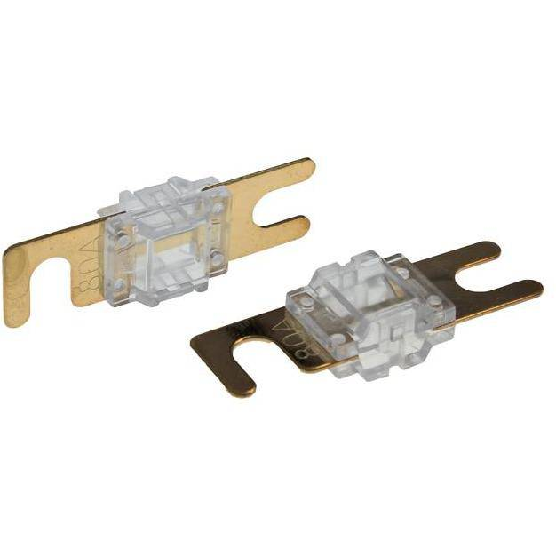 AIV Fuse Mini-ANL 80A - 2 pcs - The Audio Company