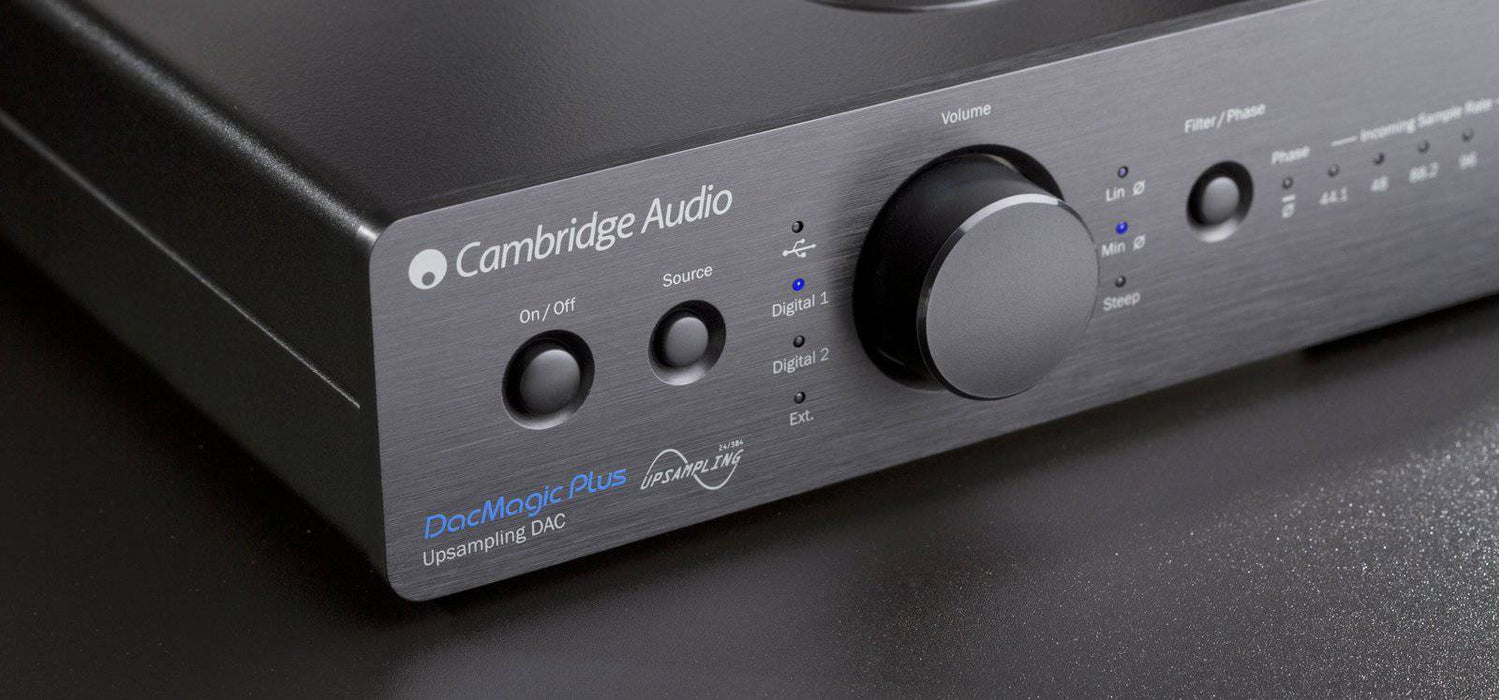 Cambridge Audio DacMagic Plus - Digital to Analog Convertor - The Audio Company